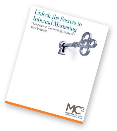 Unlock the secrets to Inbound marketing from MoldaveDesigns